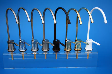 designer water filter faucets